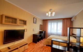 Евро Апартаменты / Family Room